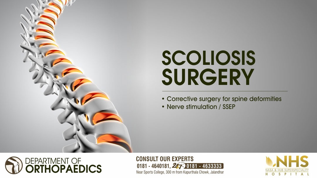 Scoliosis Surgery Banner